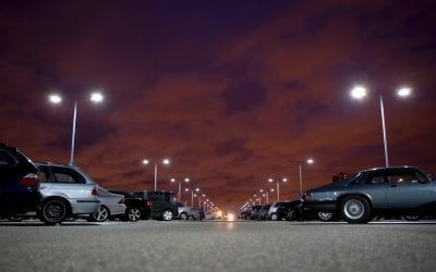 Keep Your Customers Safe With Parking Lot Lighting